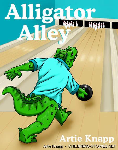 Children's Story: Alligator Alley by Artie Knapp
