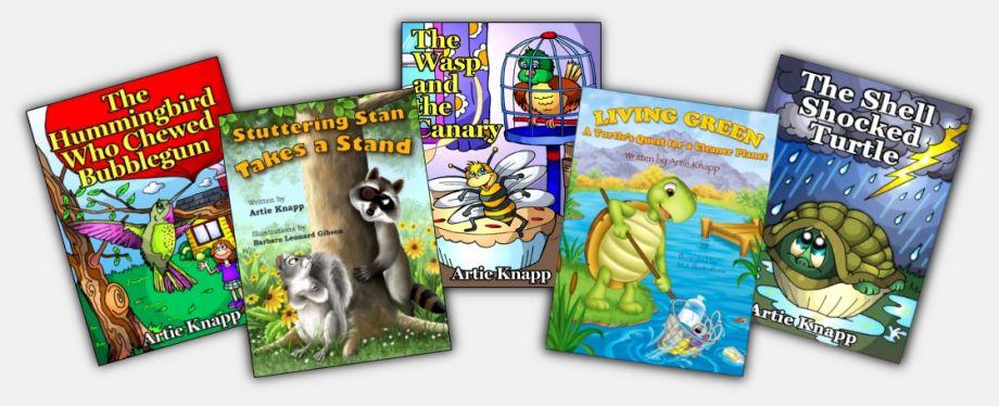 Artie Knapps Children's Stories