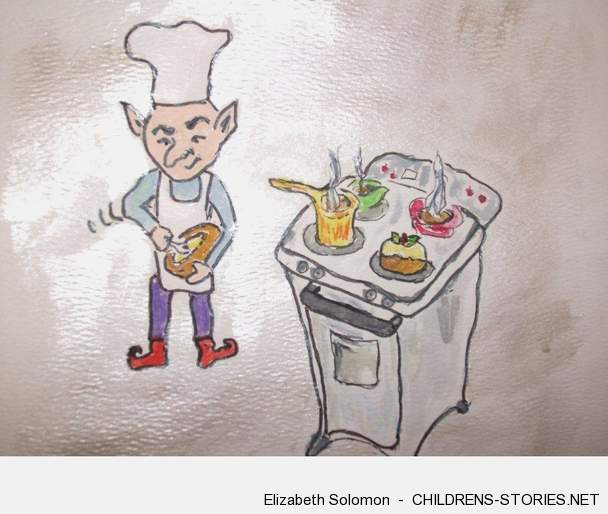 Children's Story: by