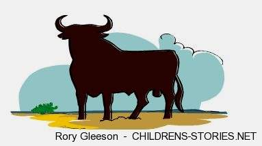 Children's Story: Barry And The Mad Bull by Martin Gleeson