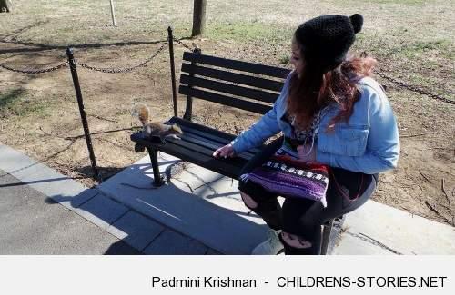 Children's Story: Zinco Wants To Paint by Padmini Krishnan