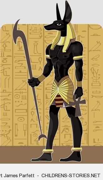 Children's Story: The Fidgety Pharaoh by Robert James Parfett