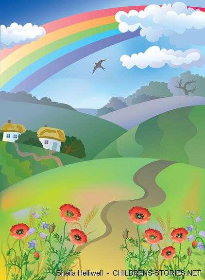 Children's Story: Gruinfire by Sheila Helliwell