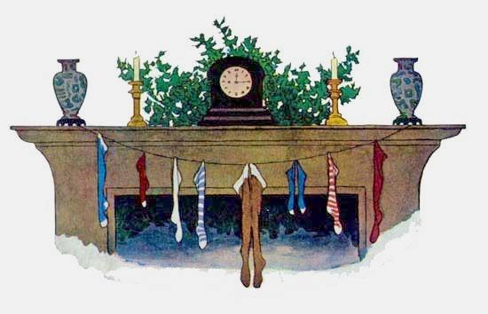 Twas The Night Before Christmas - Children's Christmas Poem